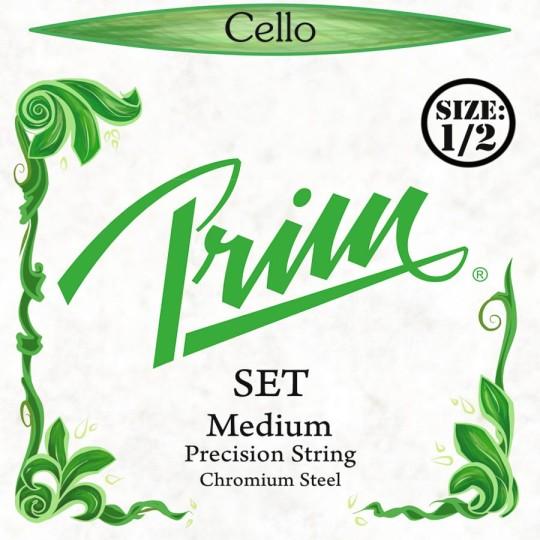 PRIM Precision muta per violoncello, medium 1/2