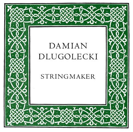 DLUGOLECKI  DAMIAN viola da gamba tenore corda so - 12- doppia