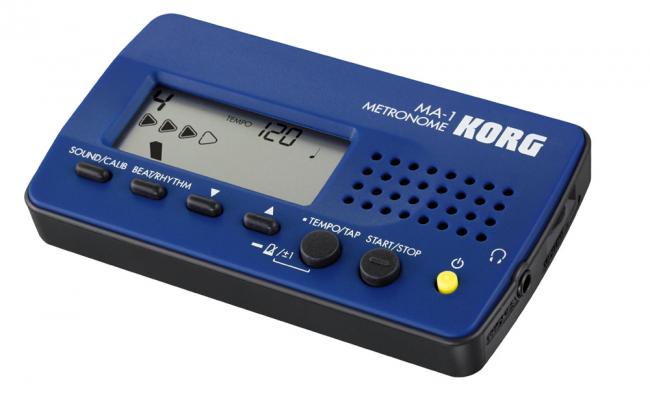 Korg MM-2 metronomo clip