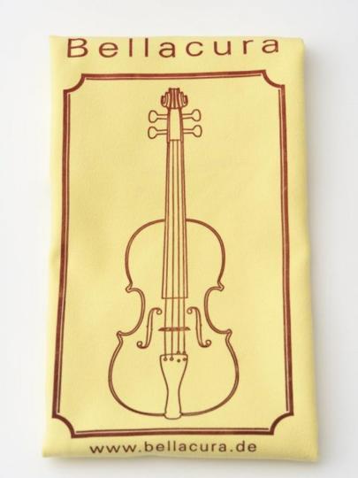 Panno Bellacura per lo strumento