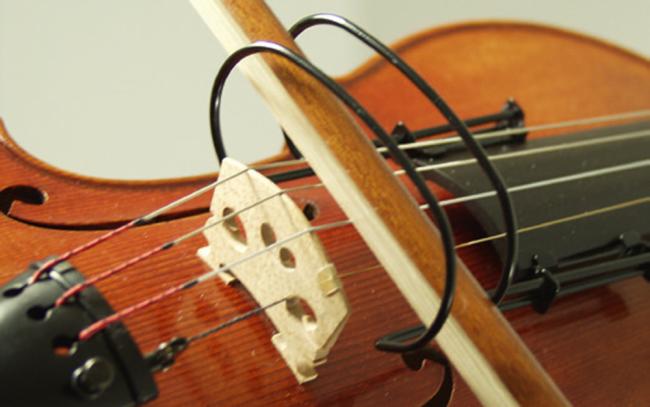 Correttore per arco violino