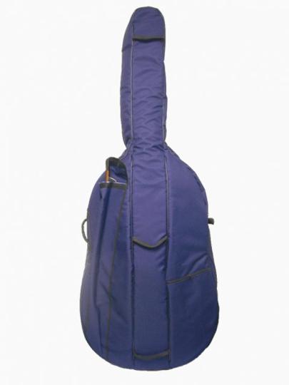 ARC VERONA borsa per contrabbasso blu marino