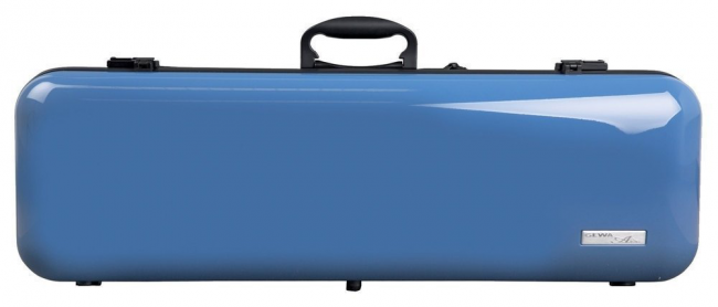GEWA ASTUCCIO VIOLINO AIR 2.1, blu lucido
