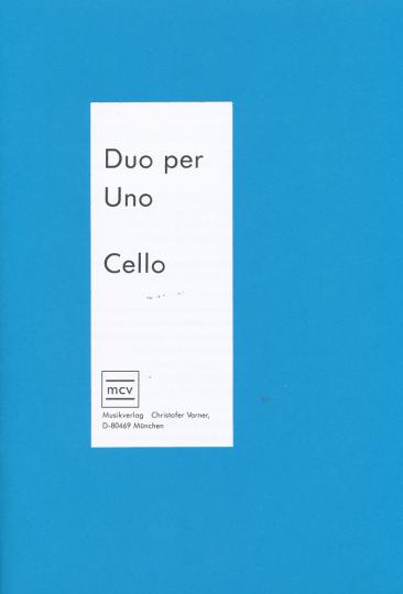 Duo per uno Cello