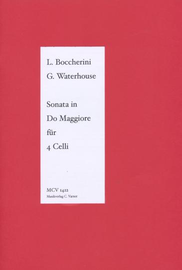 Bocherini, Sonate in Do Maggiore