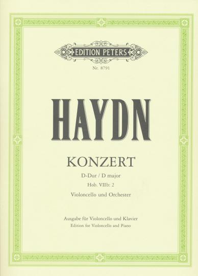 Haydn, Konzert D-Dur, Hob. VII b: 2