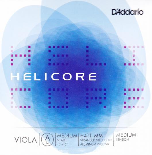 D´ADDARIO  Helicore corda DO per viola, heavy