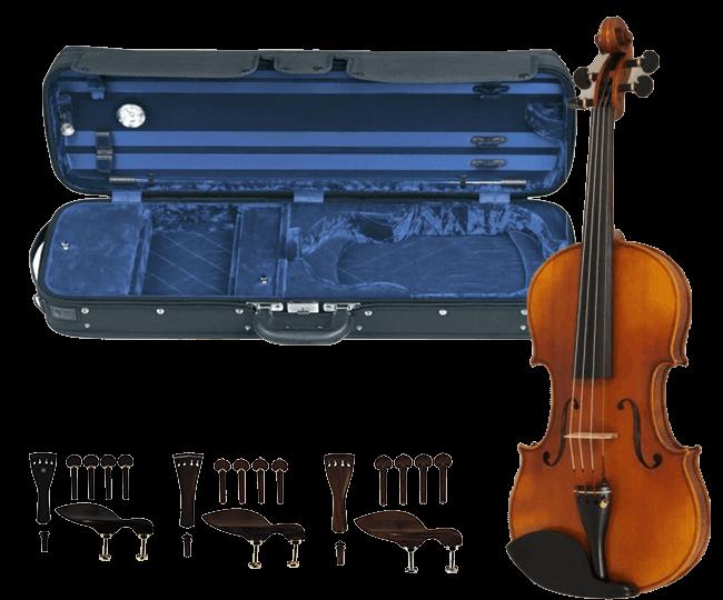 Set di violino ARC VERONA, liutaio