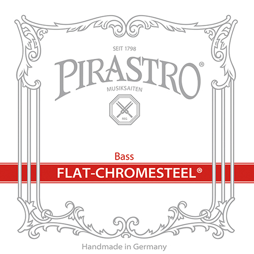 PIRASTRO  Flat-Chromesteel muta per contrabbasso