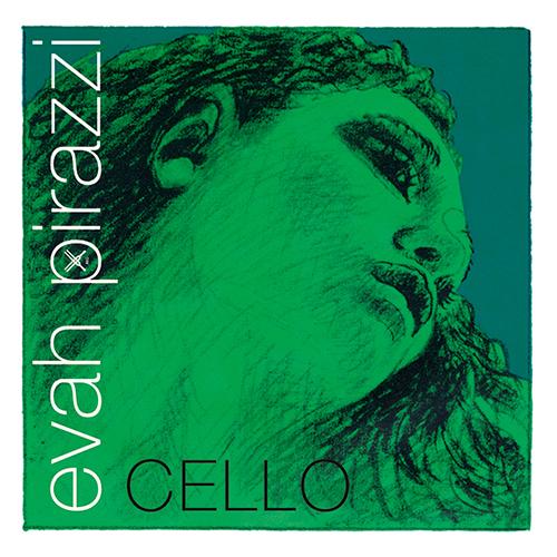 PIRASTRO Evah Pirazzi per violoncello corda DO, medium 3/4-1/2