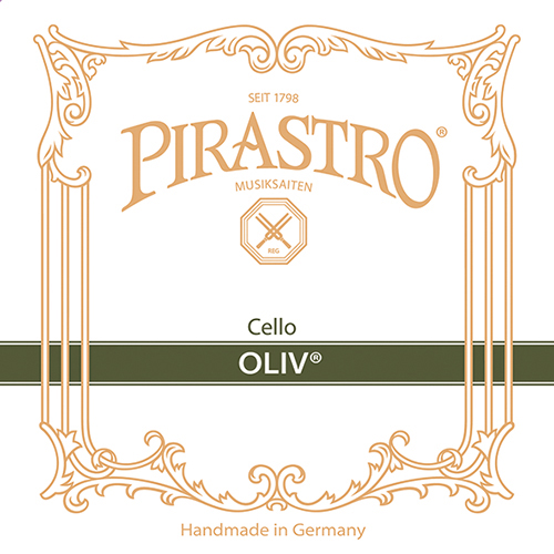 PIRASTRO  Oliv corda RE 27 per violoncello