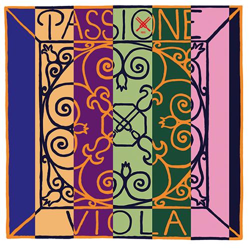 Pirastro PASSIONE PER VIOLA CORDA RE, 14 1/4
