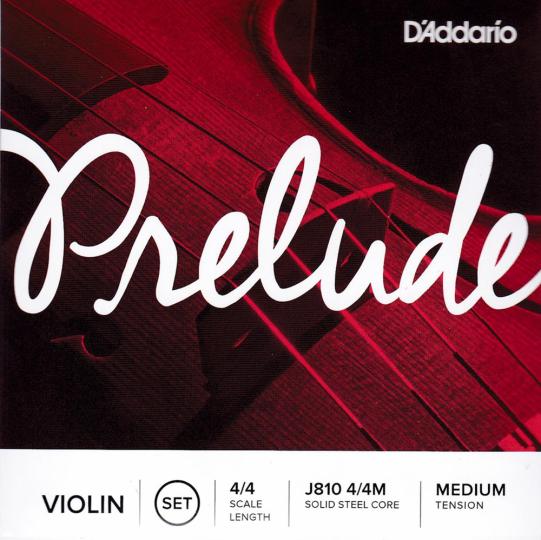 D´ Addario Preulde muta per violino, medium