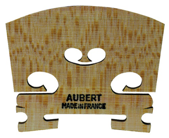 AUBERT ponticello grezzo per violino
